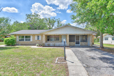 Ocala Single Family Home For Sale: 3 Sapphire Road