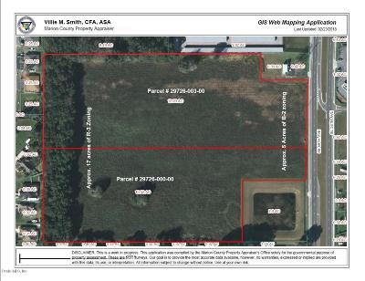 Ocala Residential Lots & Land For Sale: SE 58th Avenue