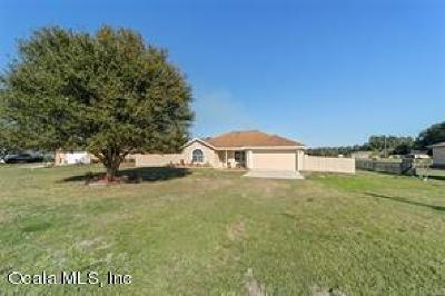 Single Family Home For Sale: 2870 Co Rd 526