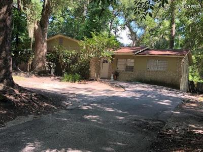 Ocala Single Family Home For Sale: 1338 NE 16th Street