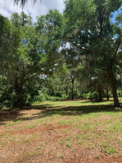 Citra Residential Lots & Land For Sale: W Hwy 318