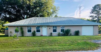 Ocklawaha Single Family Home Pending: 17401 SE 36th Lane