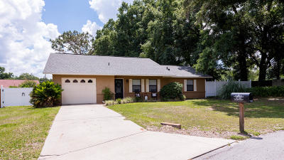 Ocala Single Family Home For Sale: 4745 NE 26th Terrace