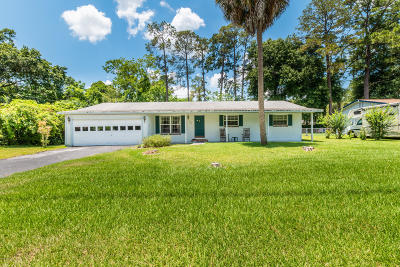 Ocala Single Family Home For Sale: 728 NE 17th Terrace