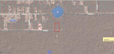 Ocala Residential Lots & Land For Sale: SW 117th Place
