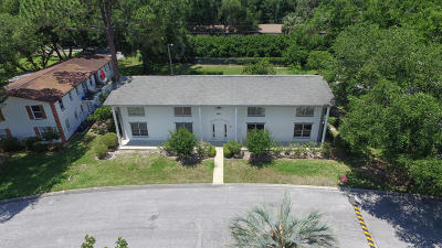 Ocala Condo/Townhouse For Sale: 1511 SE 25th Street #H