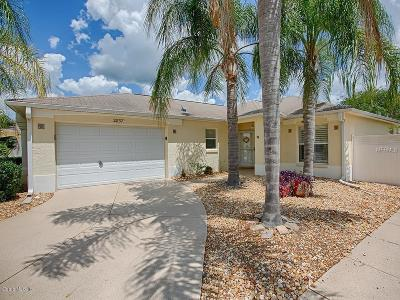 The Villages Single Family Home For Sale: 2837 Leicester Terrace