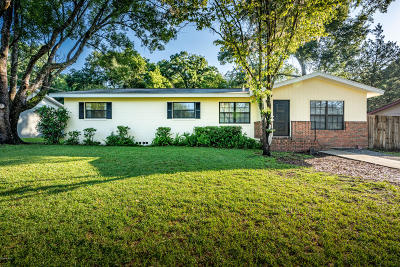 Ocala Single Family Home For Sale: 2839 SE 11th Street