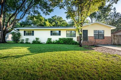 Ocala FL Single Family Home For Sale: $149,500