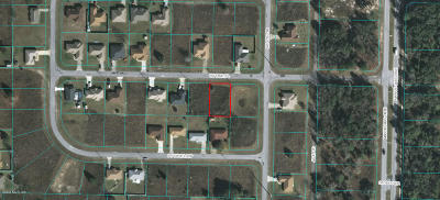 Ocala Residential Lots & Land For Sale: SW 136th Place