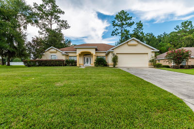 Ocala Single Family Home For Sale: 757 NW 45th Lane