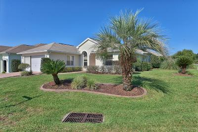 Ocala Single Family Home For Sale: 11032 SW 73 Court