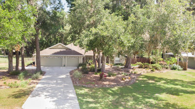 Ocala FL Single Family Home For Sale: $241,800