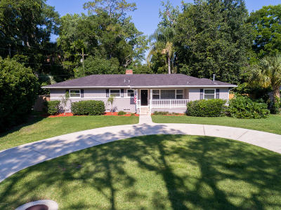 Ocala Single Family Home For Sale: 1616 SE 12th Avenue