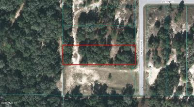 Dunnellon Residential Lots & Land For Sale: Lot 78 SW 209th Avenue