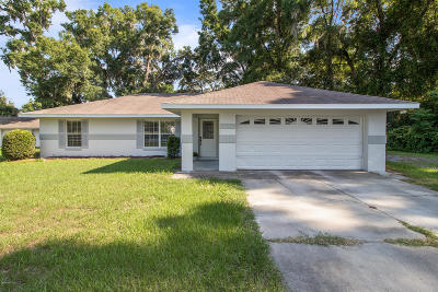 Summerfield Single Family Home For Sale: 4660 SE 142nd Lane