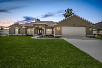Ocala Single Family Home For Sale: 4405 NW 6th Circle