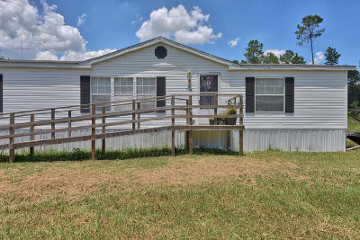 Levy County Single Family Home For Sale: 12651 SE 58 Lane