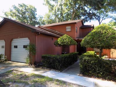 Ocala FL Condo/Townhouse For Sale: $62,500