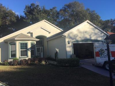 Ocala Single Family Home For Sale: 10861 SW 71st Circle