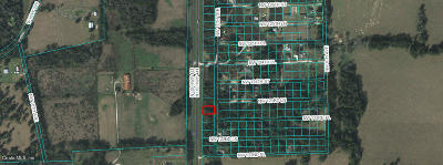 Citra Residential Lots & Land For Sale: Lot 6 N Us Hwy 441