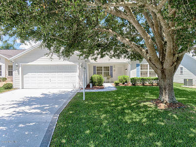 The Villages Single Family Home For Sale: 1308 Bando Lane