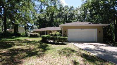Dunnellon Single Family Home For Sale: 18915 SW 93rd Loop