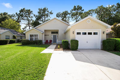 Ocala Single Family Home For Sale: 10871 SW 69th Circle