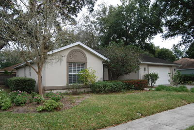 Ocala Single Family Home For Sale: 1213 NE 21st Court