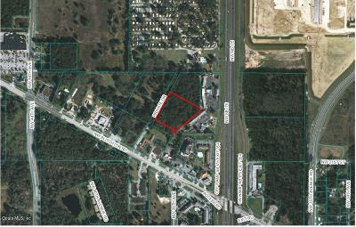 Ocala FL Residential Lots & Land For Sale: $329,000
