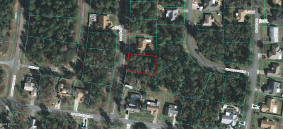 Ocala FL Residential Lots & Land For Sale: $10,000