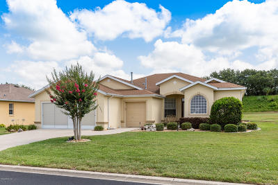 Ocala Single Family Home For Sale: Summerglen Lot 23