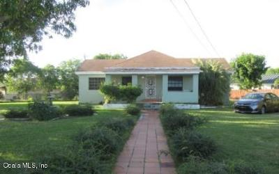 Single Family Home For Sale: 9205 SW 128 Street