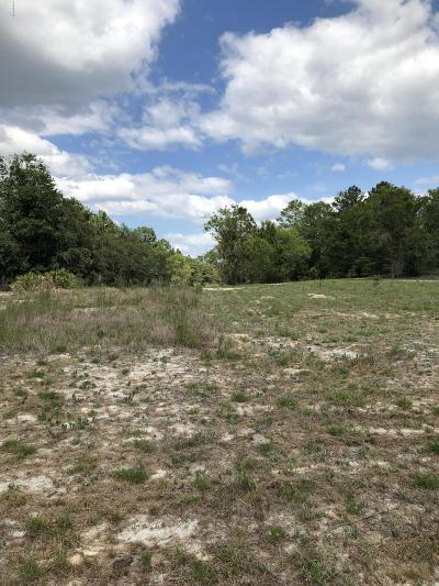 Dunnellon Residential Lots & Land For Sale: SW Zinnia Court