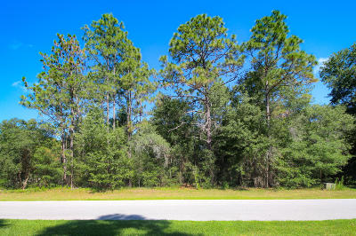 Rainbow Spgs Cc Residential Lots & Land For Sale: SW 195th Street