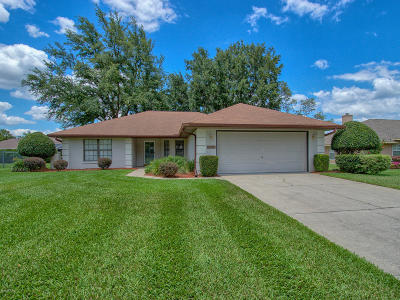 Ocala Single Family Home For Sale: 5405 SW 82nd Lane