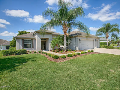Spruce Creek Gc Single Family Home For Sale: 11817 SE 91st Circle