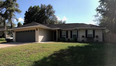 Ocala Single Family Home For Sale: 28 Hemlock Circle