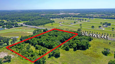 Ocala Residential Lots & Land For Sale: N Us Hwy 441
