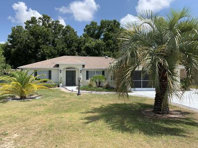 Ocala Single Family Home For Sale: 4591 NW 34th Place