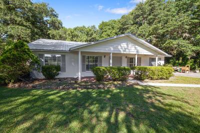 Williston Single Family Home Pending: 21970 NE Us Hwy 27