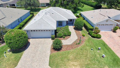 Ocala Single Family Home For Sale: 8718 SW 83 Loop