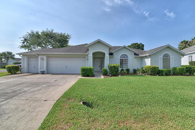 Ocala Palms Single Family Home For Sale: 2100 NW 50th Circle