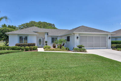 Ocala Single Family Home For Sale: 2035 NW 50th Circle