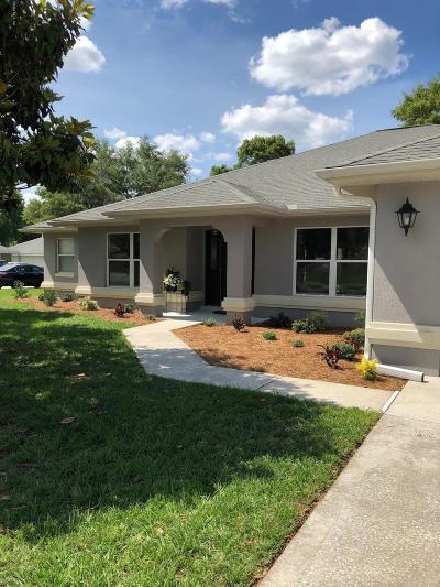 Ocala Single Family Home For Sale: 6691 SE 12th Place