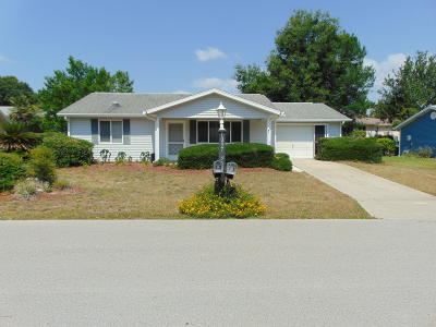 Ocala Single Family Home For Sale: 10976 SW 82nd Terrace