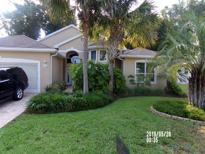 Ocala Single Family Home For Sale: 10933 SW 71st Circle