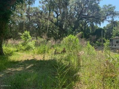 Citra Residential Lots & Land For Sale: 16581 NE 42nd Avenue