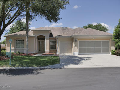 Summerfield FL Single Family Home For Sale: $329,900