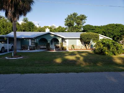 Summerfield Single Family Home For Sale: 13671 SE 48 Court